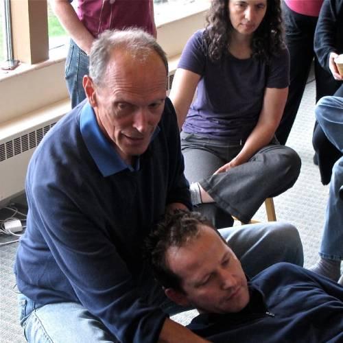 Jeff Haller The Feldenkrais® Method Learning Through Movement