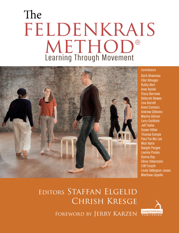 The Feldenkrais® Method Learning Through Movement book cover